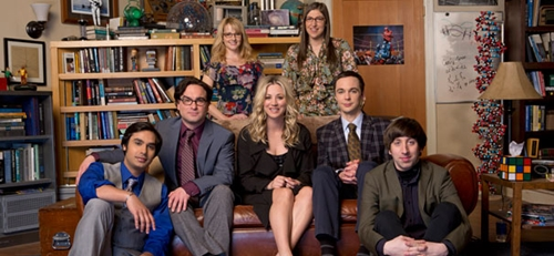 La serie «The Big Bang Theory» crea un programa de becas científicas